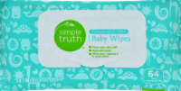 Simple Truth™ Fragrance Free Baby Wipes