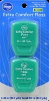 Kroger®  Mint Extra Comfort Floss