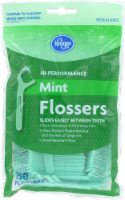 Kroger®  Hi-Performance Mint Flossers