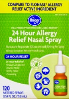 Kroger® 24-Hour Allergy Relief Nasal Sprays