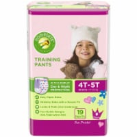Comforts™ Day & Night 4T-5T Girls Training Pants