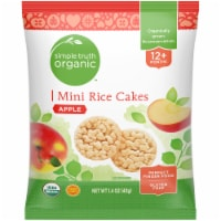 Simple Truth Organic™ Apple Mini Rice Cakes