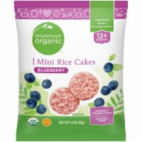 Simple Truth Organic™ Blueberry Mini Rice Cakes