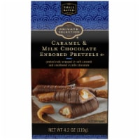 Private Selection® Caramel & Milk Chocolate Enrobed Pretzels