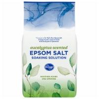 Kroger® Soothe Eucalyptus Epsom Salt