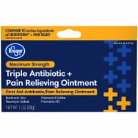 Kroger® Triple Antibiotic + Pain Relief Ointment