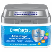 Comforts™ Advantage Milk-Based Infant Formula Powder With Iron