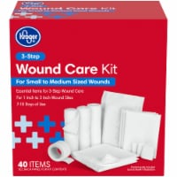 Kroger® 3 Step Wound Care Kit