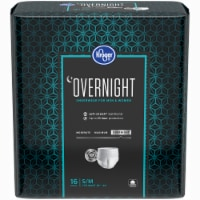 Kroger® Overnight Underwear for Women and Men S-M
