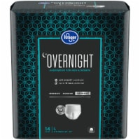 Kroger® Overnight Underwear for Women and Men LG