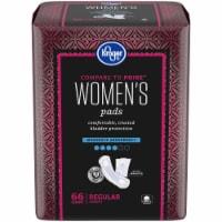 Kroger® Women's Regular Moderate Absorbency Pads