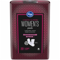 Kroger® Long Maximum Absorbency Pads for Women