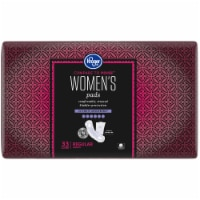 Kroger® Women's Regular Ultimate Absorbency Pads 33 Count