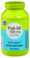 Kroger® Fish Oil Softgels 1200mg