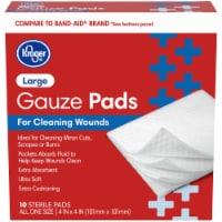 Kroger® Large Gauze Pads