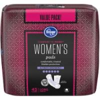 Kroger® Women's Long Ultimate Absorbency Pads