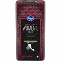 Kroger® Women's Regular Very Light Absorbency Liners