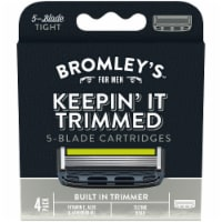 Bromley's™ for Men 5-Blade Cartridges Refill