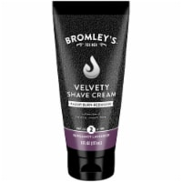 Bromley's™ for Men Bergamot Lavender Velvety Shave Cream