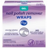 Kroger® Gel Nail Polish Remover Wraps