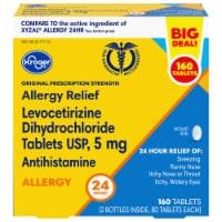 Kroger® Original Prescription Strength Allergy Relief Tablets