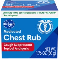 Kroger® Medicated Chest Rub
