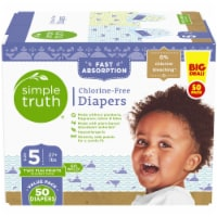 Simple Truth™ Chlorine Free Size 5 Baby Diapers