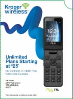 Kroger® Wireless NUU Mobile Cellphone