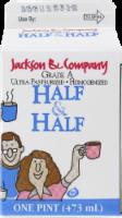 Jackson & Company Half & Half