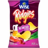 Wise Ridgies All Dressed Ridged Potato Chips