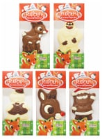 Palmer Rudolph and Pals Milk Chocolate Flavored Assorted Candy