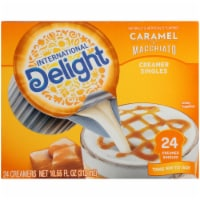 International Delight Caramel Macchiato Creamer Singles 24 Count