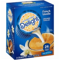International Delight French Vanilla Creamers 24 Count