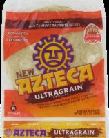Azteca Ultragrain Flour Tortilla