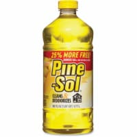 Clorox CLO40239 Multi-Surface Lemon Pine Sol Cleaner, Yellow