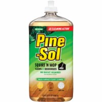 Pine-Sol 32 Oz. Squirt 'N Mop Wood & Multi-Surface Floor Cleaner 97348