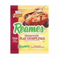 Reames Homestyle Flat Dumplings