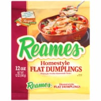 Reames Homestyle Flat Dumplings - 12 oz