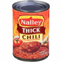 Nalley Thick Chili Con Carne with Beans