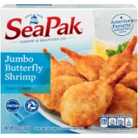 SeaPak Jumbo Butterfly Shrimp