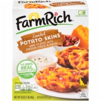Farm Rich Loaded Potato Skins
