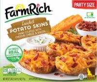 Farm Rich® Loaded Potato Skins Party Size - 27.2 oz