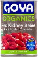 Goya Organic Red Kidney Beans