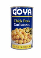 Goya Canned Chick Peas