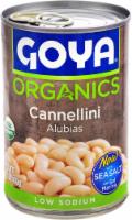 Goya Organics Cannellini Beans