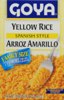 Goya Yellow Rice Family Pack