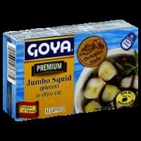 Goya Octopus Jumbo Squid In Olive Oil
