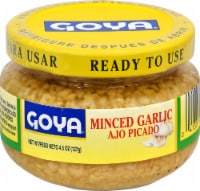 Goya Minced Garlic