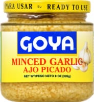 Goya® Minced Garlic - 8 oz