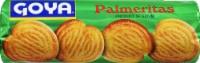 Goya Palmeritas Cookies - 5.82 oz